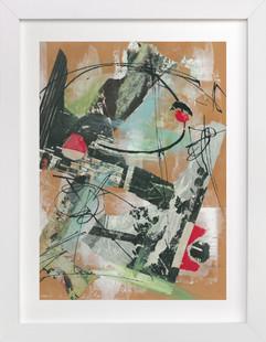 Tailights  Art Print