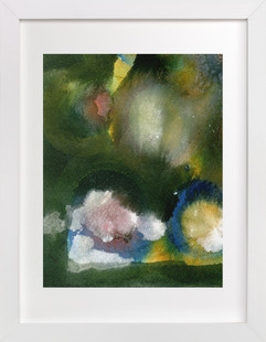 Marvelous Aurora 1  Art Print