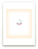 Baby Bunny Rabbit by hadley hutton
