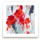 Poppies Squared by Iron Range Artery