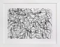 Intersecting Lines Art Print