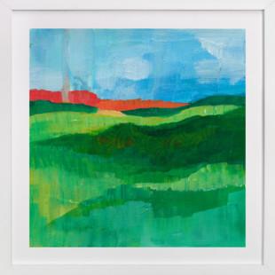 Landscape Study  Art Print