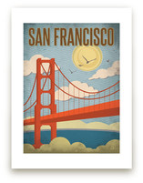 San Francisco by Smudge Design