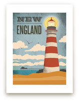 New England by Smudge Design