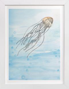 Float On  Art Print