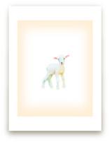 Baby Lamb by hadley hutton