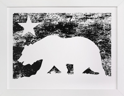 CA Republic  Art Print