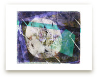 Purple Composite by Laura Bolter Design