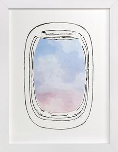 Jet-Setter  Art Print