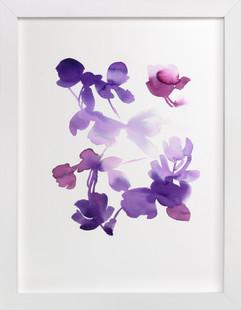 flora II  Art Print