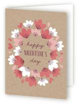 Valentine's Wreath by Laura Hankins