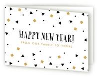 New Year's Confetti  by Oma N. Ramkhelawan