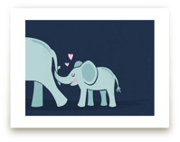 Wee Little Elephant by Jessie Steury