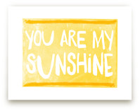 My Sunshine Love by Paper Dahlia