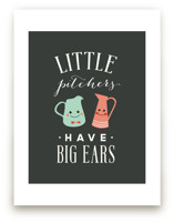 Little Pitchers, Big Ea... by Frooted Design