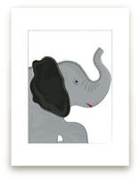Little Baby Elephant by Rebecca Marchese