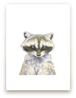 Resourceful Raccoon by Natalie Groves