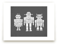 Robot Buddies by Jessie Steury