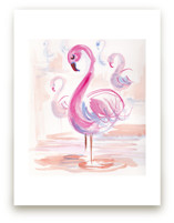 Flamingle by Shelly Gerritsma