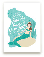 Mermaid Wish by Red Impressionz