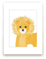 My Brave Lion by Rebecca Marchese