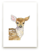 Friendly Fawn by Natalie Groves