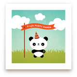 Party Panda by Genna Cowsert