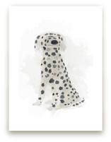 Spot the Dalmatian by Melissa Marcarelli