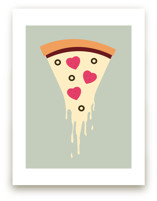 I Love Pizza by Katie Zimpel