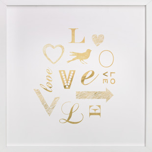 My Type of Love Self-Launch Children's Art Print