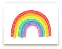 Rad Rainbow by Jessie Steury
