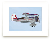 Aviation Airplane 1 by Rebecca Marchese