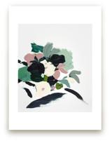 Botanical Series Pink a... by Caryn Owen