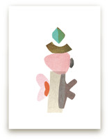 organic totem by tina johnson
