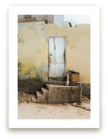 Island Door by Kate Baird