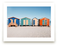 Muizenburg Beach Wall Art Prints