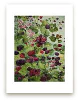 Berries in the Wind by Janie Allen