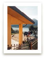 Orange Terrace by Kate Baird