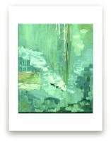 Aquatic Entry by Shelly Gerritsma