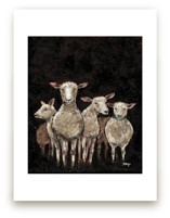 The Flock by Shelly Gerritsma
