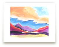Red Rocks by Lisa Travis