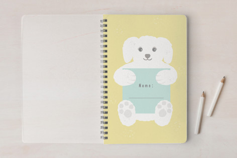 Puppy Notebook Notebooks