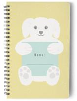 Puppy Notebook by Jennifer Holbrook