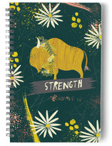 BUFFALO SPIRIT ANIMAL by Kate Capone aka Oh So Suite