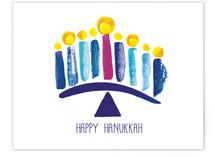 Hanukkah Party by Sara Berrenson