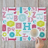 Eclectic ABCs by Cheer Up Press