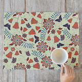 Spring is near Self Launch Placemats
