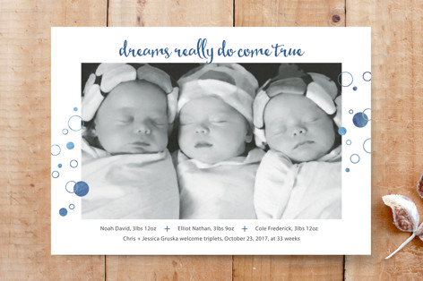 Dreams Come True Custom Stationery