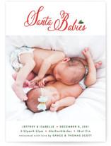Santa Babies by Molly Wiggins
