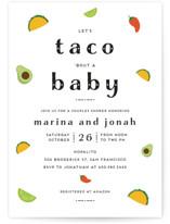Taco Baby by Jennifer Lew